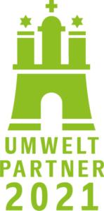Aktives Mitglied der Umwelt-Partnerschaft Hamburg